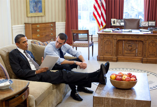 2 5 14 5 2 Mr Obama S Feet On The Furniture